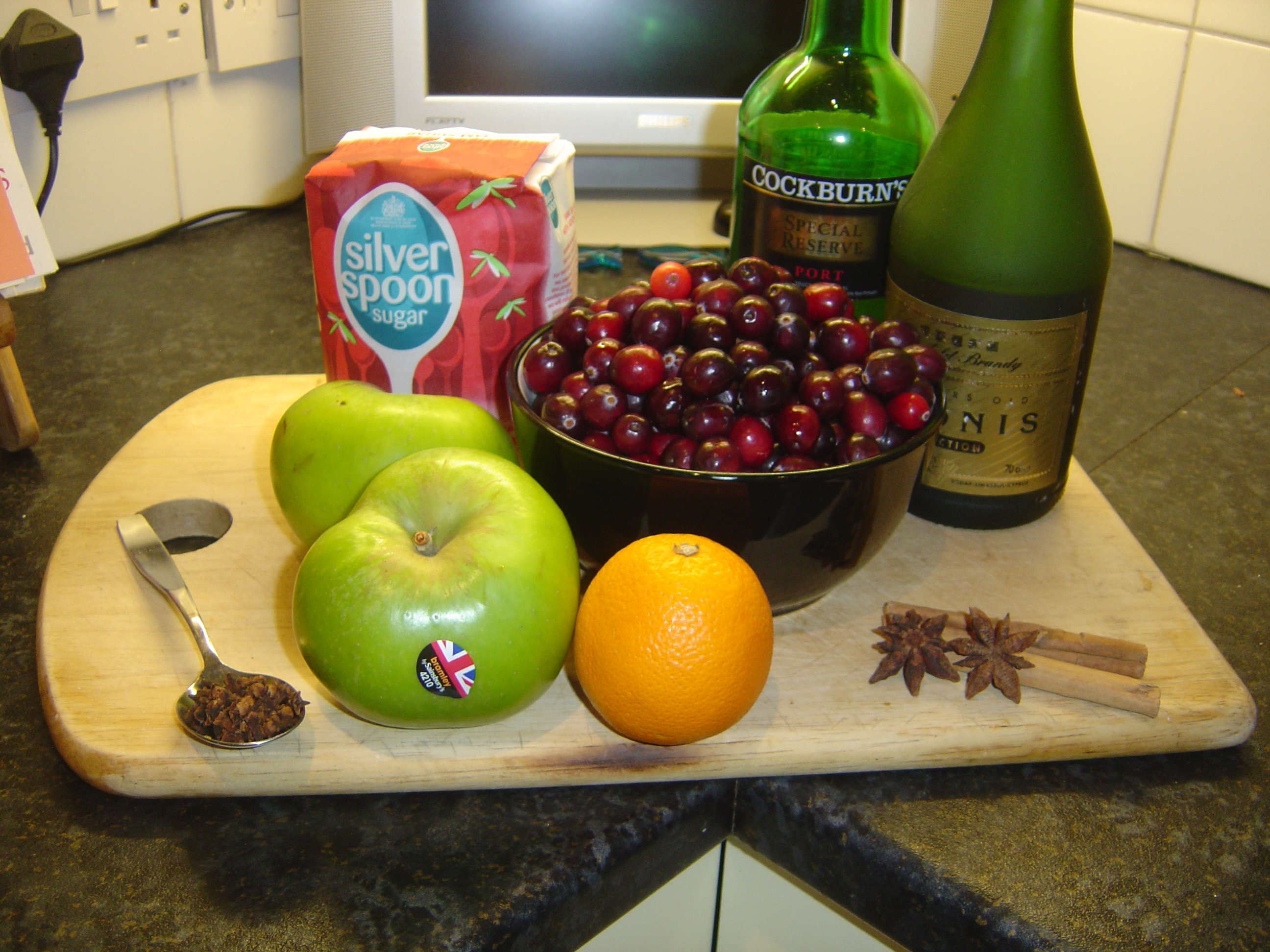 Cranberry Sauce – 3 different ways – get freezing and bottling ...